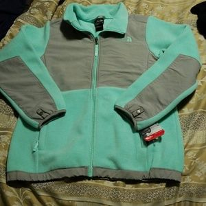 New North face girls jacket